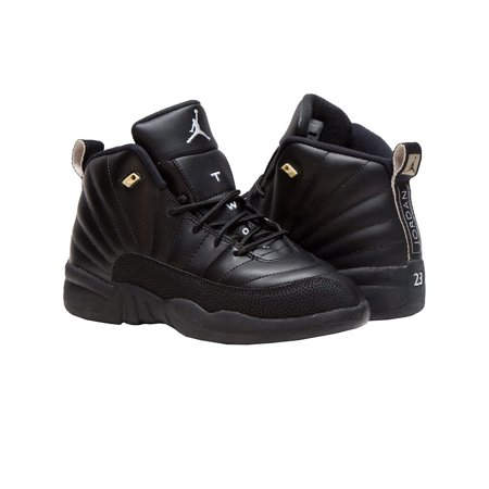 Jordan - Nike Kids Air Jordan Retro 12 PS Basketball Shoe (13 M Little Kid)  - Walmart.com 3fb4f51e9dd9