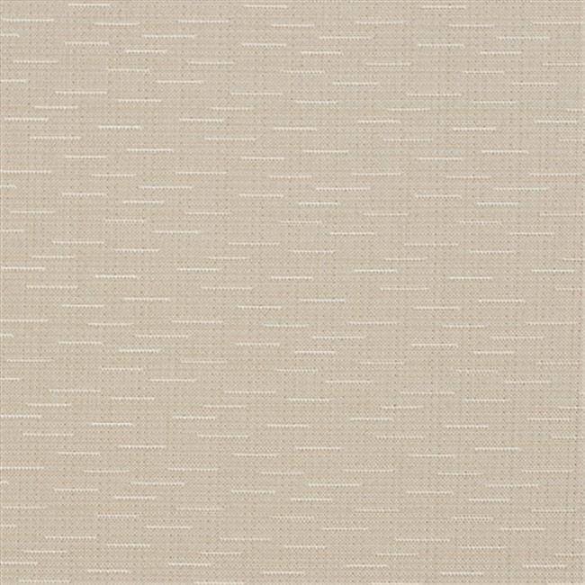 Designer Fabrics A385 54 in. Wide Beige Solid Tweed Textured Metallic Upholstery Fabric