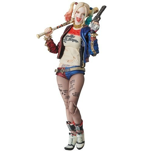 Suicide Squad: Harley Quinn MAF EX Action Figure, A Medicom import By Medicom by