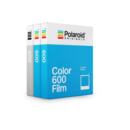 Polaroid Instant Film for 600 Cameras (Classic Color) (Classic Polaroid Camera Film)