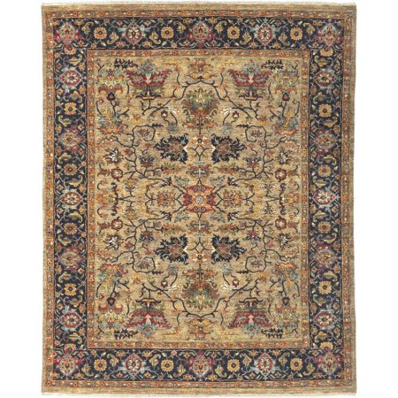 Surya BUR9117-1215 Bursa 12' x 15' Rectangle Wool Hand Knotted Traditional Area
