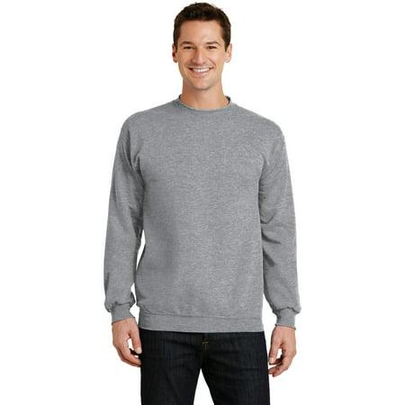 10 Ounce Crewneck Sweatshirt - Port & Company - Core Fleece Crewneck Sweatshirt