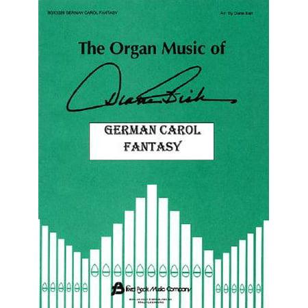 German Carol Fantasy : The Organ Music of Diane Bish (Diane Bish Organ)