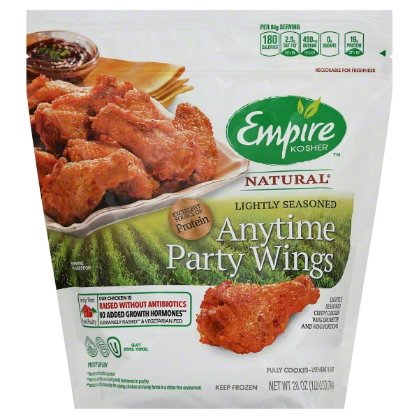Empire Iqf Anytime Party Wings