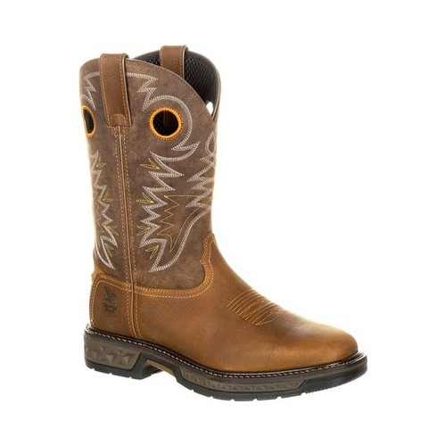 Men's Georgia Boot GB00223 Carbo-Tec Pull-on Work Boot