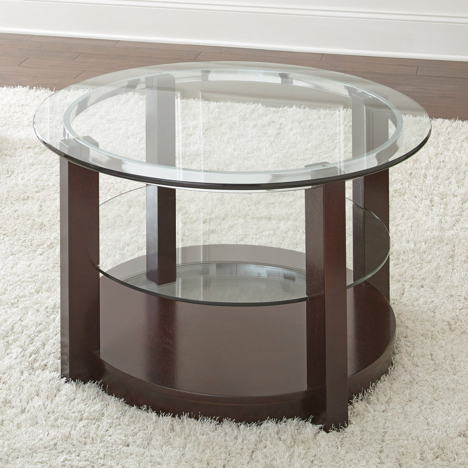 Steve Silver Co Cerchio Cocktail Table by Steve Silver Company