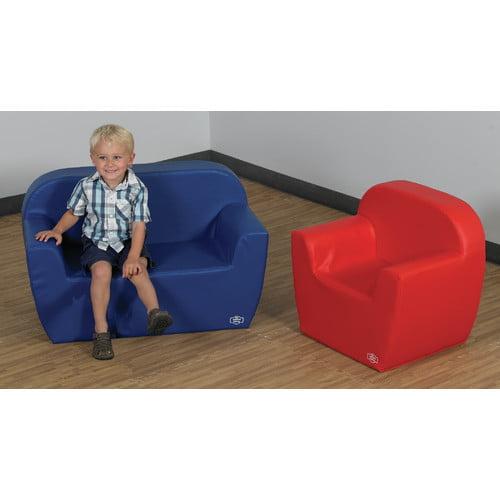 Children's Factory Preschool 2 Piece Soft Seating