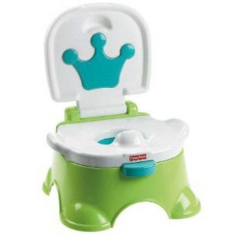Fisher-Price - Royal Potty Stepstool