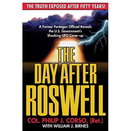 The Day After Roswell - eBook
