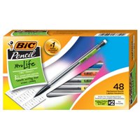 BIC Xtra Life Mechanical Pencil, 0.7mm, 48 Count