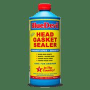 (6 pack) BlueDevil Head Gasket Sealer (Best Cylinder Head Sealer)