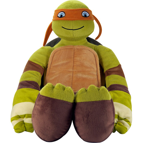 Teenage Mutant Ninja Turtles Michelangelo Pillowbuddy