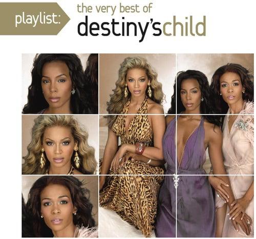 Destiny's Child - Playlist: The Very Best Of Destiny's Child (CD)