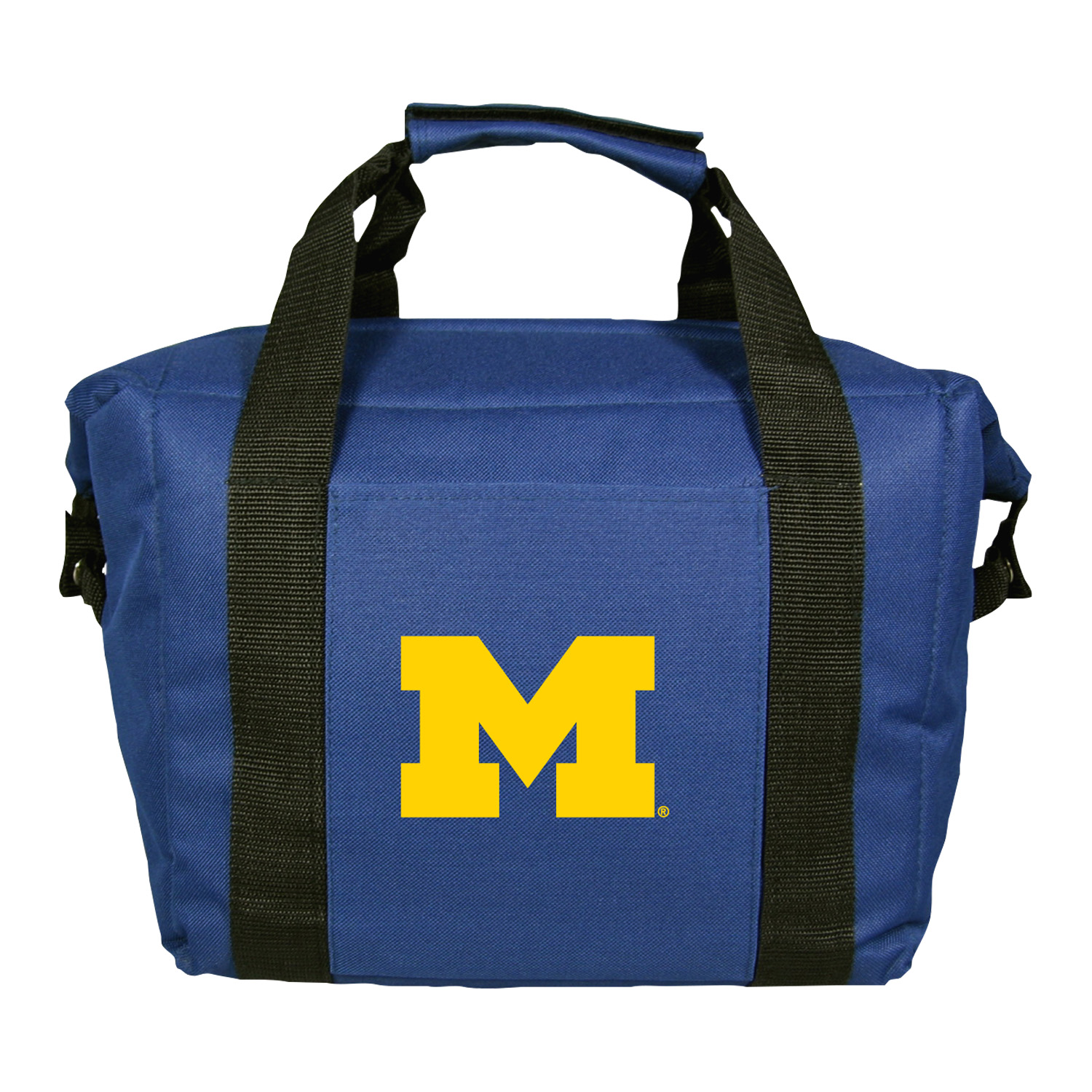 NCAA Michigan Wolverines 12 Can Cooler Bag