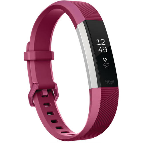 Fitbit Alta HR Heart Rate Wristband - Small