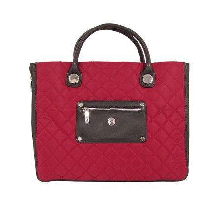 Knomo London Bayswater Collection Aurora Quilted 15