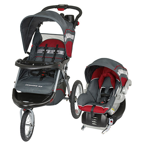 Baby Trend Expedition ELX Jogger Travel System Baltic by Baby Trend