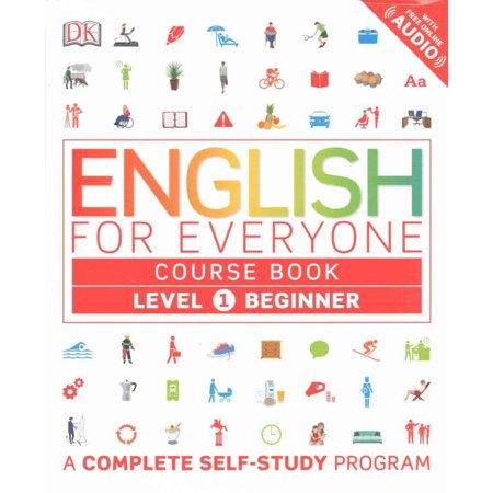 English for Everyone Course Book, Level 1, Rachel Harding Paperback