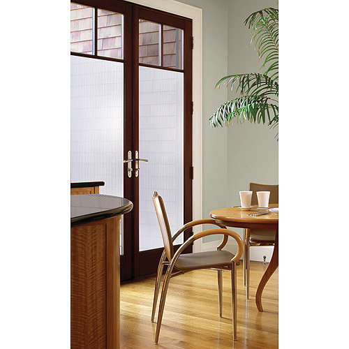 Brewster Spectrum Static Cling Window Privacy Window Film