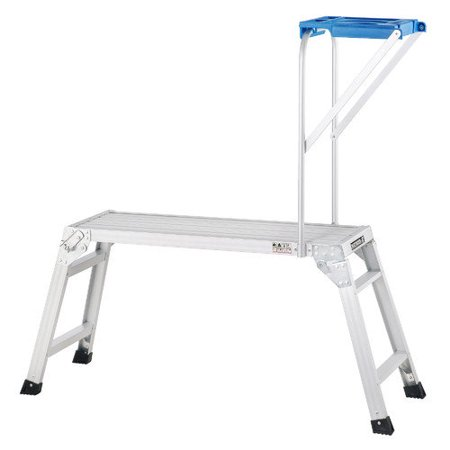 Pentagon Professional Drywall Workbench With Extra Large Work Platform