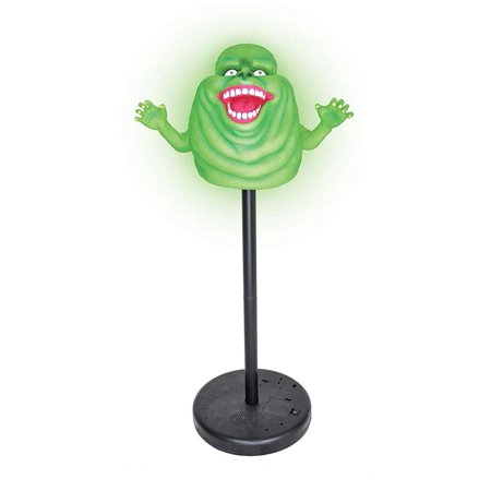 Ghostbusters 3-Foot Bump N' Go Slimer Halloween Décor - Daily Bumps Halloween