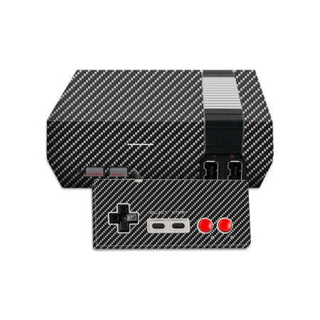 MightySkins Skin For Nintendo NES Classic Edition, Super | Protective, Durable, and Unique Vinyl Decal wrap cover Easy To Apply, Remove, Change Styles Made in the