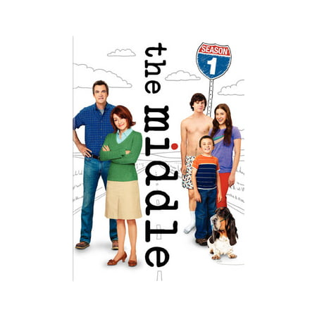 The Middle: Season One (DVD)