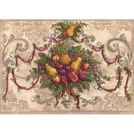 LPG Greetings Royal Orchard Holiday Box of 16 Christmas Cards (boxed holiday greeting card sale)