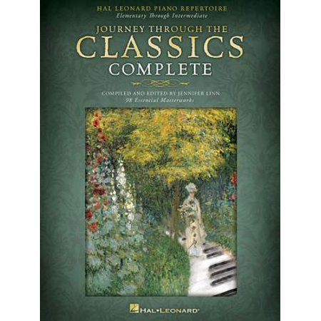 Journey Through the Classics Complete : Hal Leonard Piano Repertoire: Elementary Through Intermediate