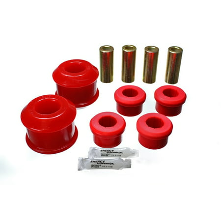 Energy Suspension 02-04 Acura RSX (includes Type S) / 01-05 Civic/CRX / 02-05 Civic Si Red Front (Crx Si)