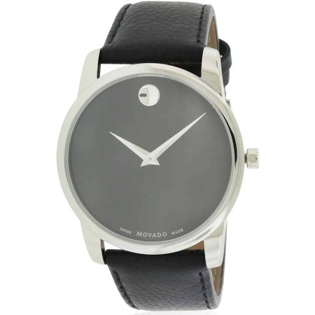 Movado Museum Classic Leather Men's Watch, 0607012