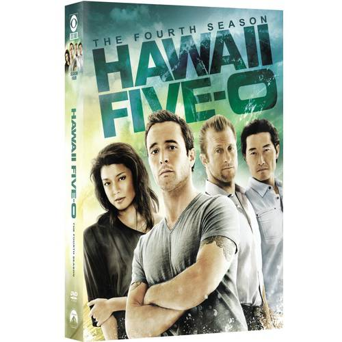Hawaii Five-O (2010): The Fourth Season (Widescreen)