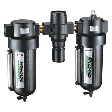 Speedaire 4ZM01 Filter/Regulator/Lubricator 250 psi