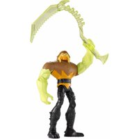 BATMAN BLADE ATTACK Scarecrow Figure, 4-inch with Scythe