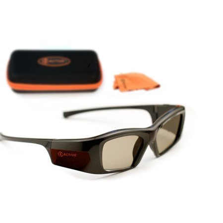 SONY-Compatible 3ACTIVE 3D Glasses. Rechargeable.