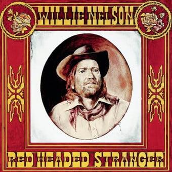 Anderson Nelson,wille Red Headed Stranger (CD) (Uncle Kracker No Stranger To Shame Cd)