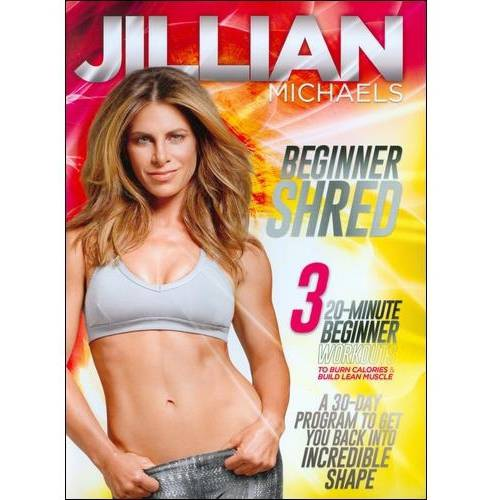 Jillian Michaels Beginner Shred DVD