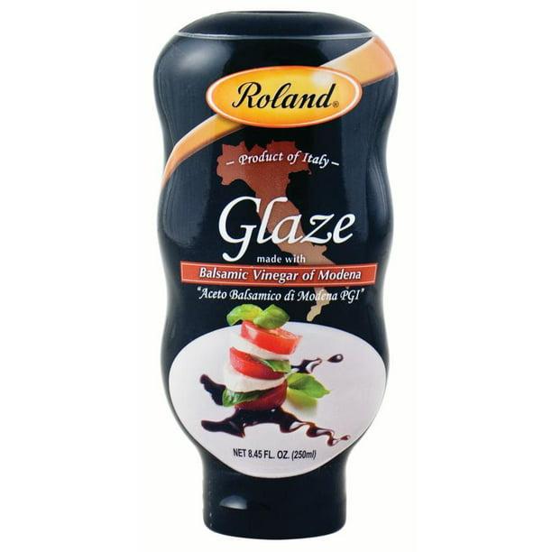 Roland Italian Balsamic Glaze 8 45 Oz Walmart Com Walmart Com