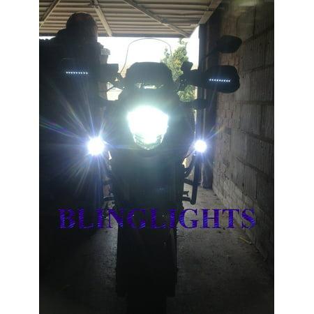 Honda NC700 LED Driving Lights Fog Lamps Kit Set NC700S NC700X NC700D Driving Fog Light Set