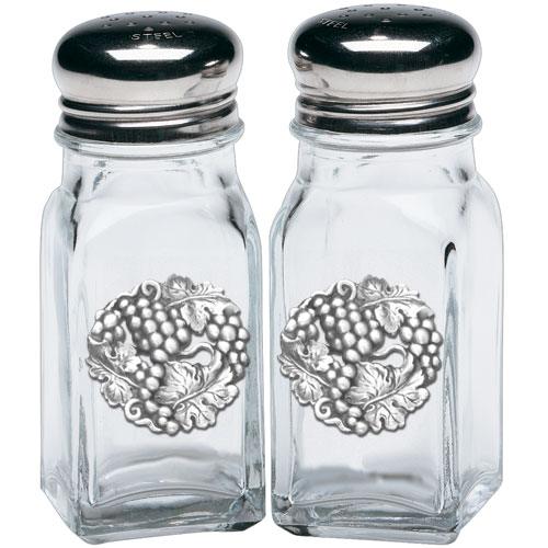 Grapes Salt & Pepper Shaker