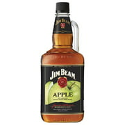 Jim Beam Apple Kentucky Straight Bourbon Whiskey, 1.75 l