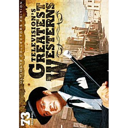 Television's Greatest Westerns: 73 Episodes (Ultimate Collectors Edition) (Full Frame)