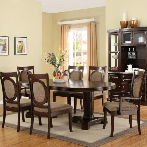 Hokku Designs Regan 7 Piece Dining Set