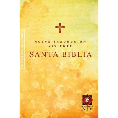 Santa Biblia NTV, Edición compacta (Tapa rústica) - Tapas D'halloween