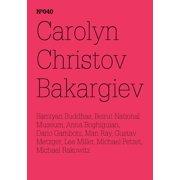 Carolyn Christov-Bakargiev - eBook
