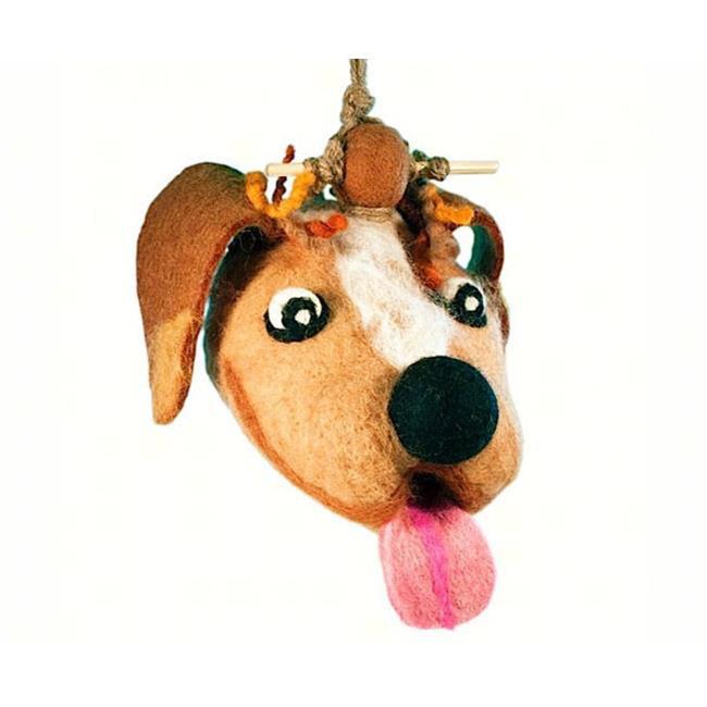 DZI Handmade Designs DZI484059 Puppy Dog Birdhouse