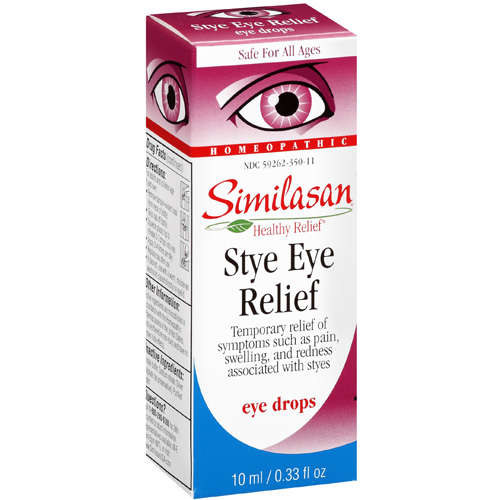 Similasan Healthy Relief Stye Eye Relief Eye Drops, 10 ml