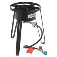 Bayou Classic SP50 21 Inch Tall HP Cooker with Full Windscreen