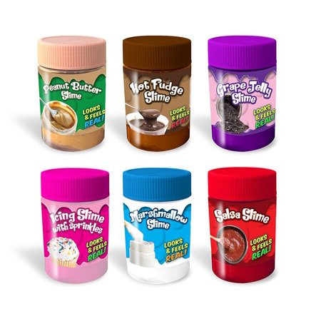 Slime Factory Ketchup Slime - Walmart.com