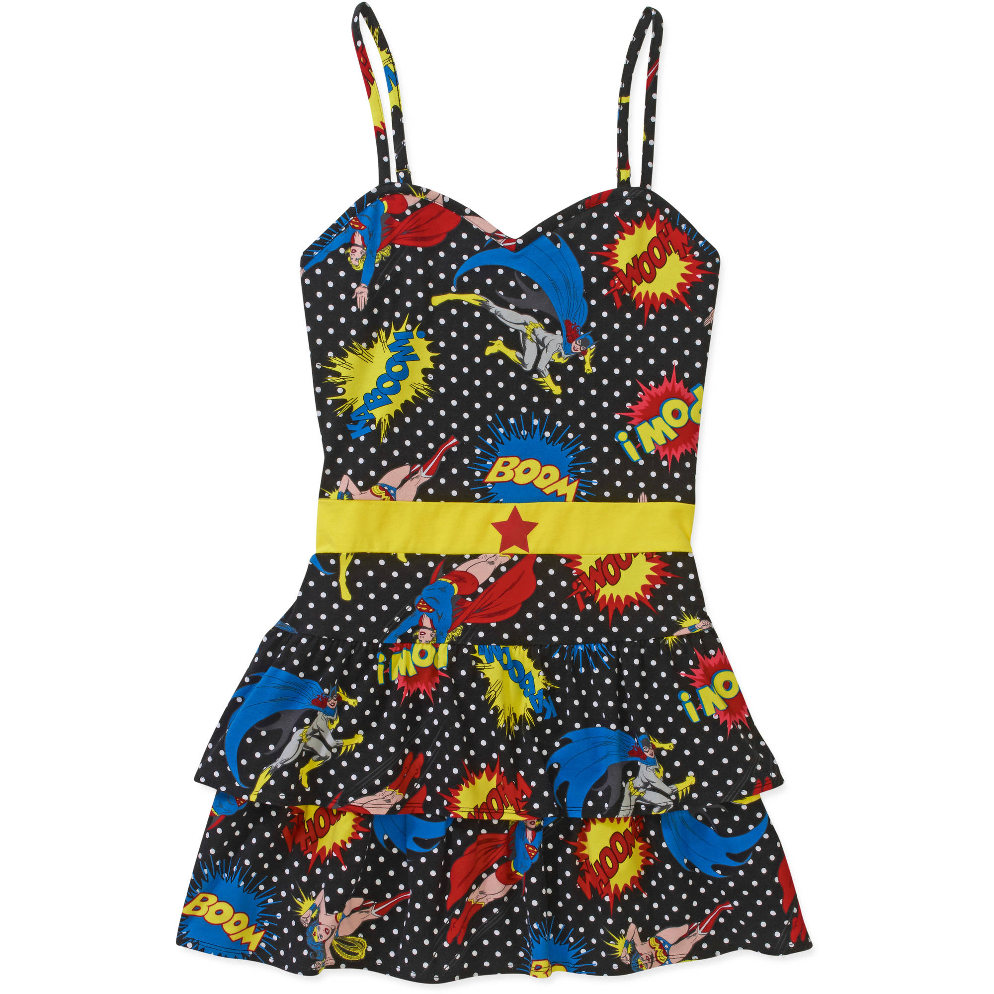 Juniors Super Hero Chemise